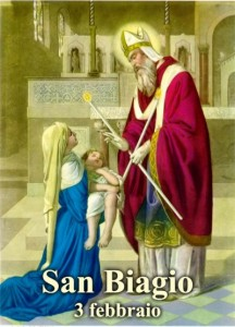 S. BIAGIO 3 FEBR